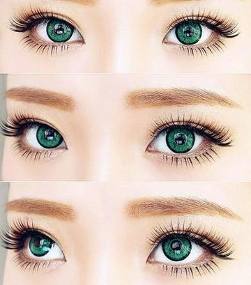 Cosmetic Soft Contact Lenses. Colored Eye Contact Lenses Supplier