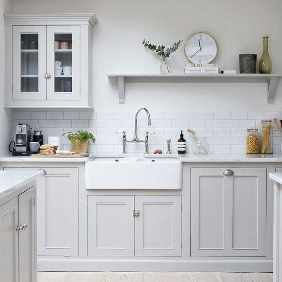 Country Kitchen Employment: Interior Inspiration: Modern Room Ideas