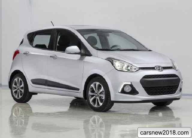 The New 2018 2019 Hyundai I10 Has Increased In Size Honda Used