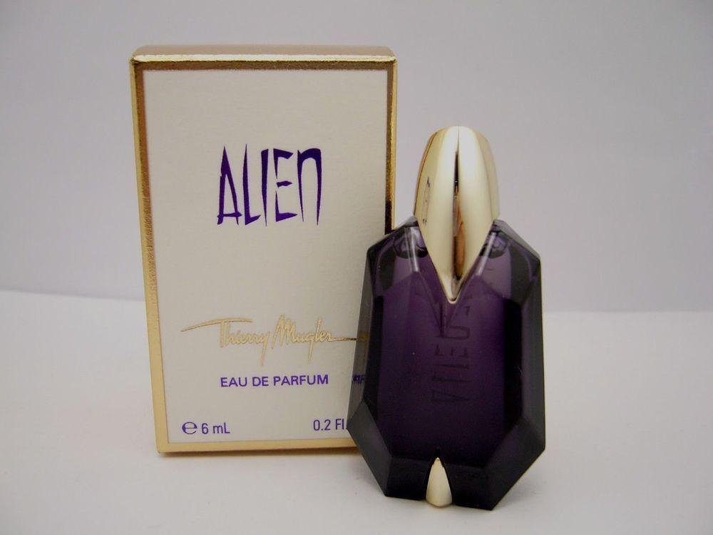 Thierry Mugler Alien Eau De Parfum Edp 6ml 02 Oz Miniature New In