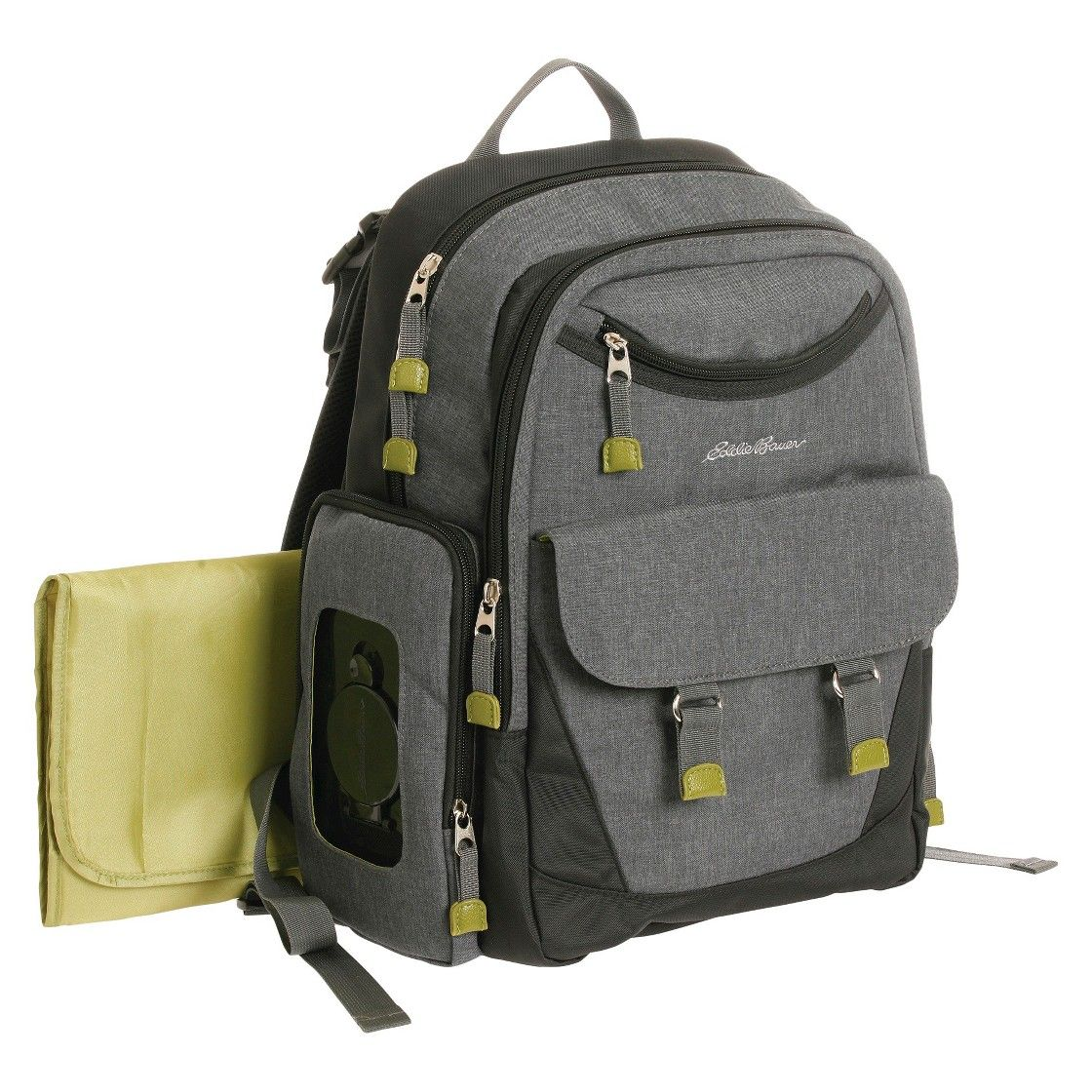 Eddie bauer first adventure benson backpack diaper bag