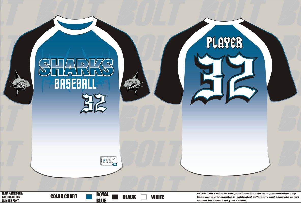 new concept cf839 80ba9 If you haven't seen sublimated baseball jerseys from Bolt ...