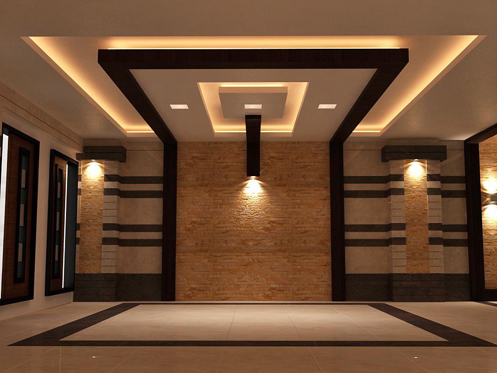 Sri Vinayaga Interiors. in 2020 | False ceiling design ...