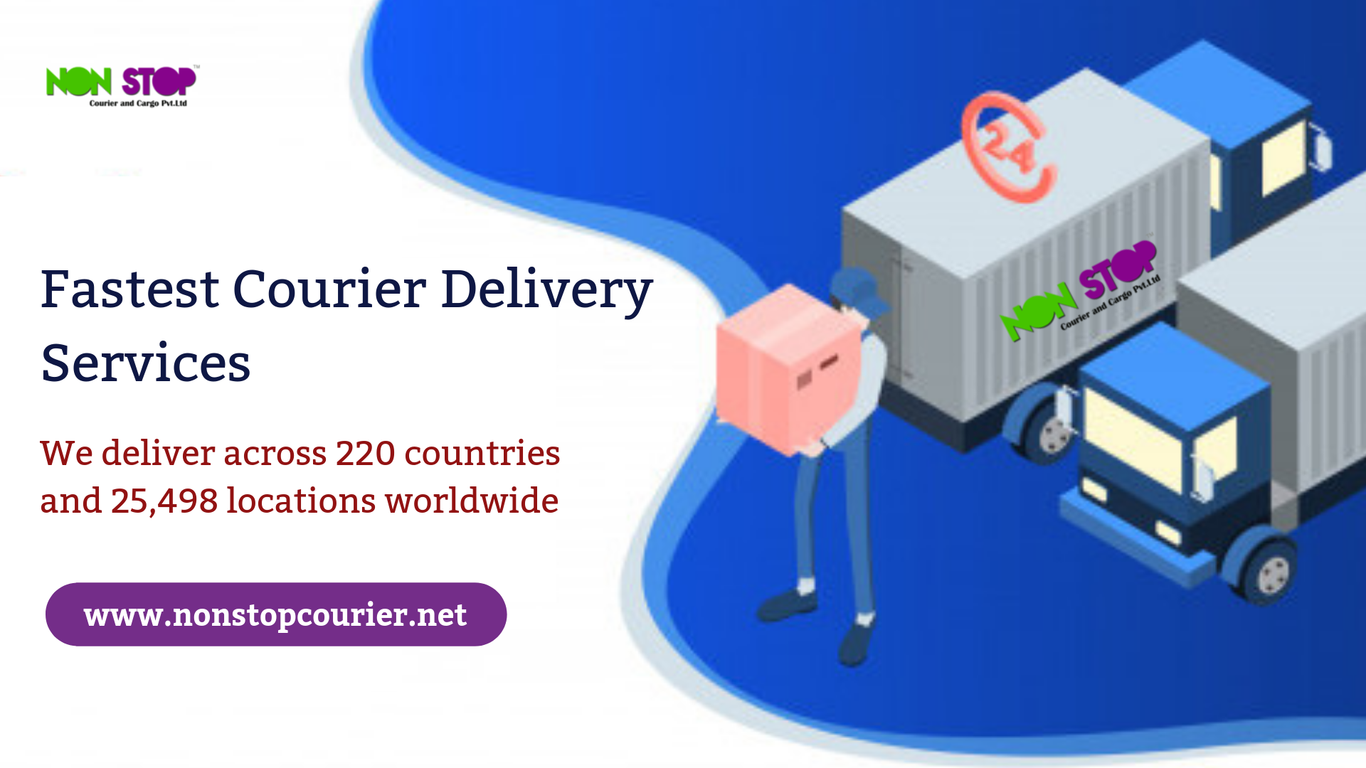 Fastest courier delivery services Delivery service