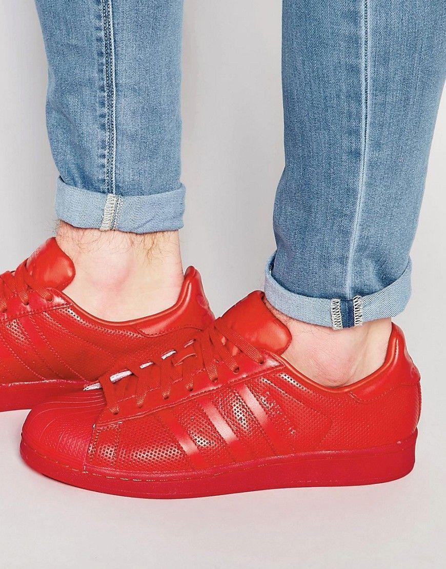 adidas superstar rt rosse