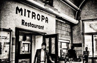 Mitropa Bahnhofsgaststätte in Sonneberg (Thüringen) - Mitropa restaurant in Sonneberg (Thuringia) station. (Foto: Reimund Schwarz, Grain-Art.com)