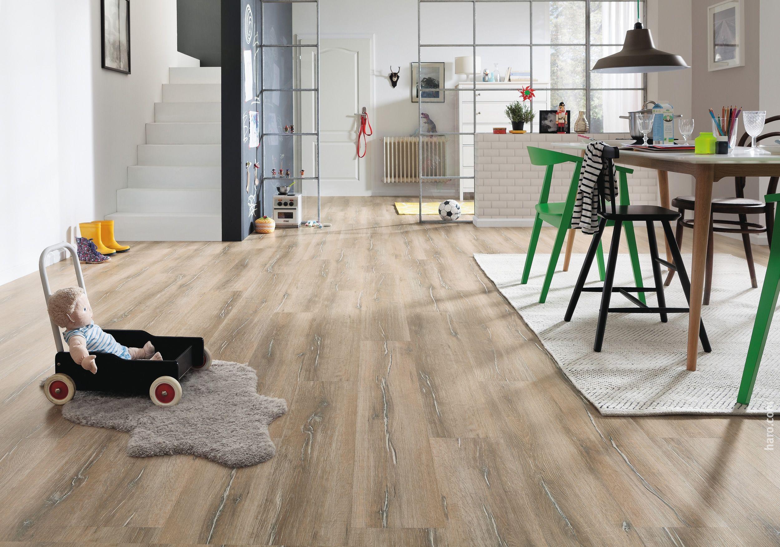 Fußboden Schlafzimmer Xl ~ Haro korkboden corkett arteo xl eiche duna strukturiert cork