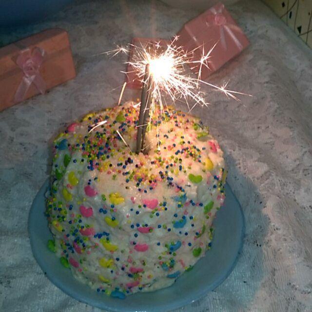 Vegan Keto Vanilla Birthday Cake Ingredients For The 2 TBS Almond Flour 1 Coconut Protein Powder Tsp Baking