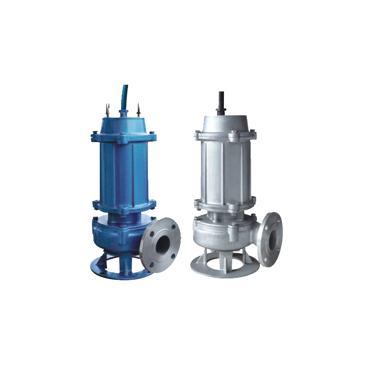 WQPQWP stainless steel submersible sewage pump (With images)