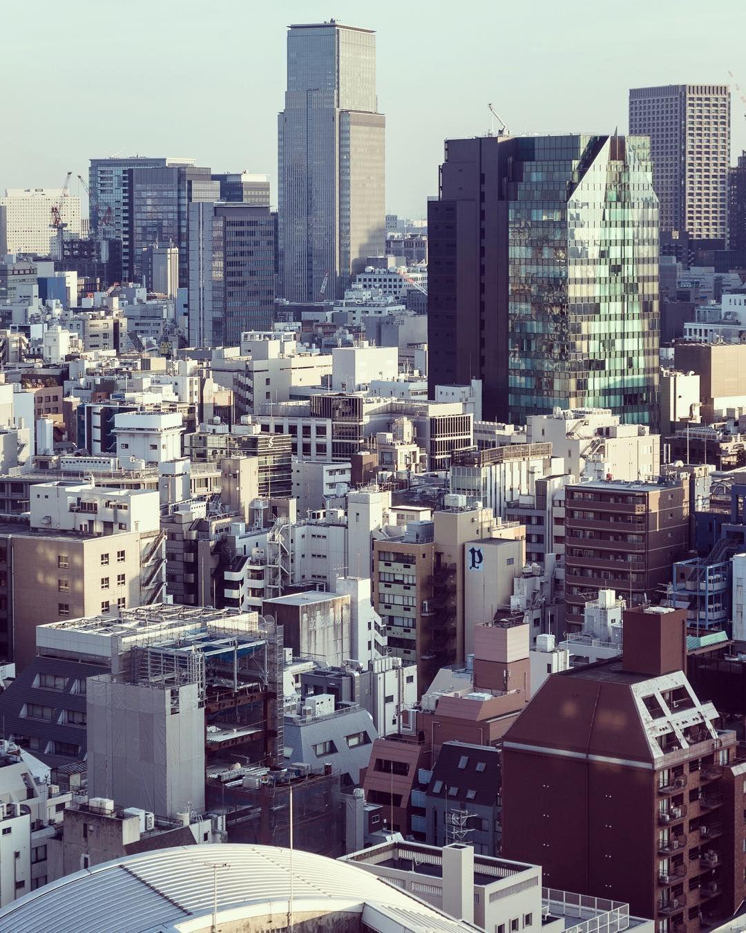 8919 Http Sandman Kk Tumblr Com Post 158928335076 Tokyo Japan Cityscape Urban Architecture Buildings Sky Crowded Skyscrapers Urbane 東京 風景 都市景観 都市計画