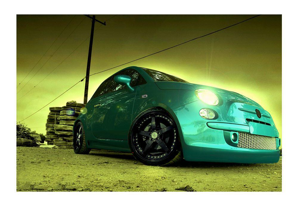 500 Kk Blue Rendered In Keyshot By Aldo Sapei