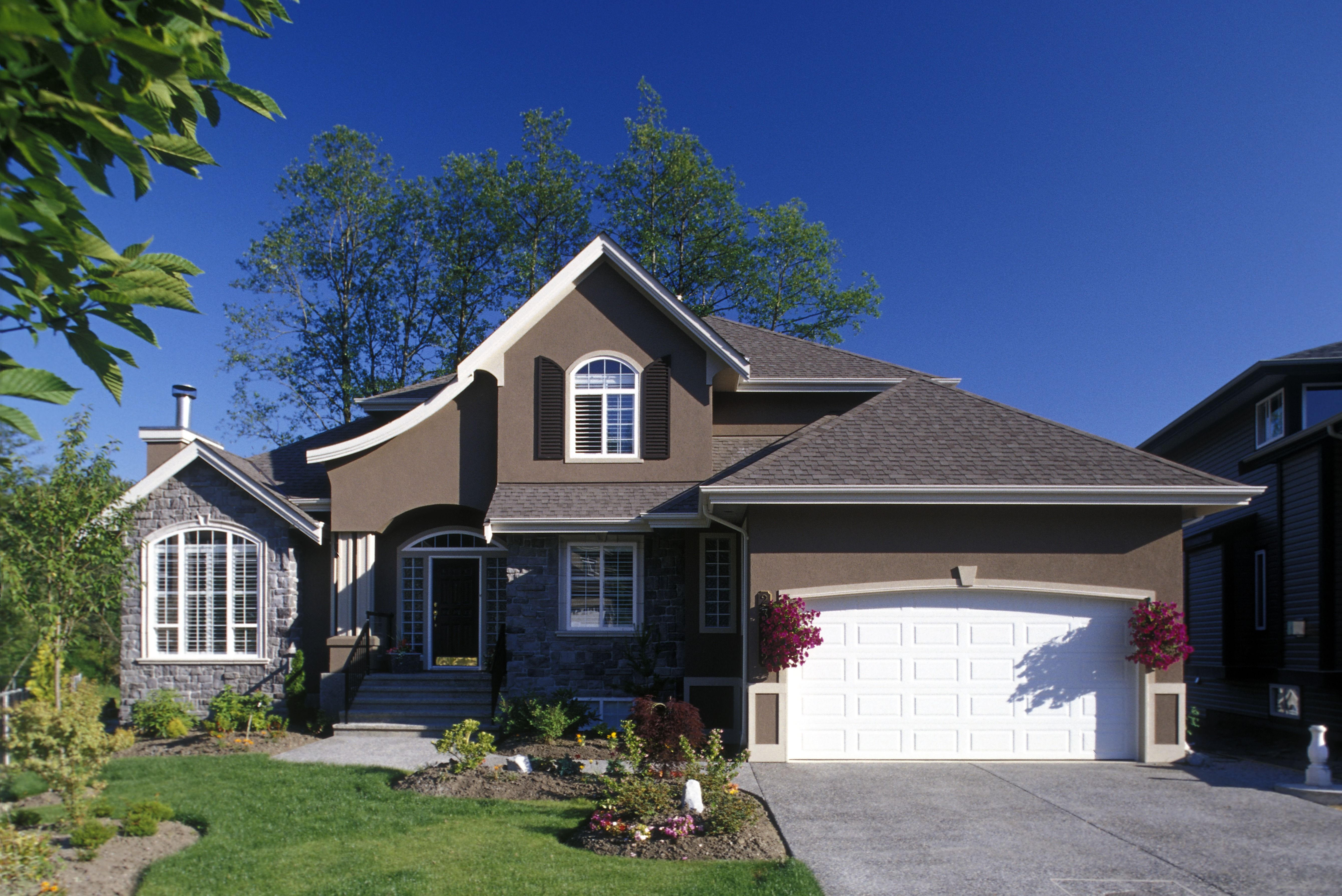 Exterior Painting Cost Cost To Paint House Exterior House Paint Exterior Front View Of House House Exterior