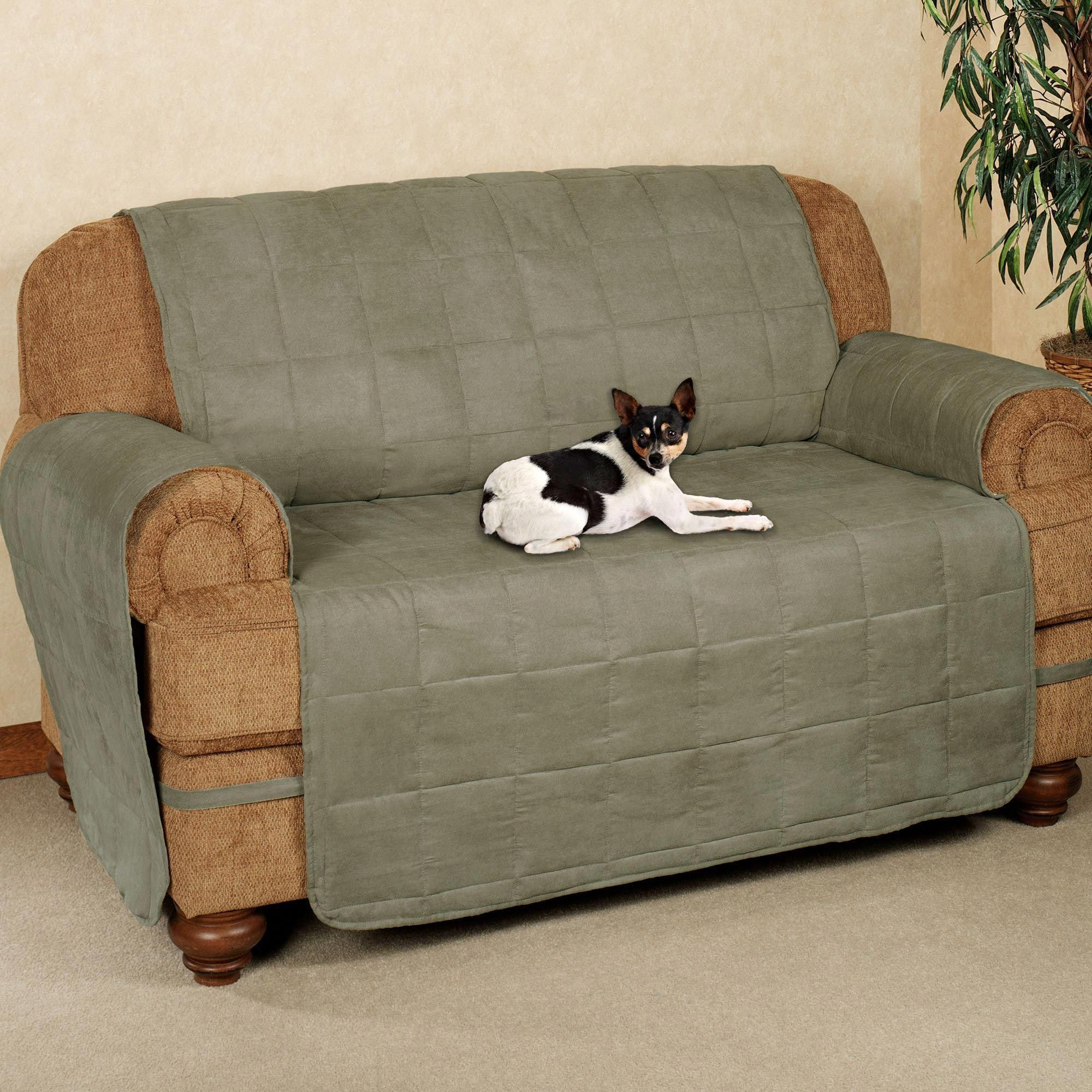 Ultimate Pet Furniture Protectors With Straps Sofa Covers