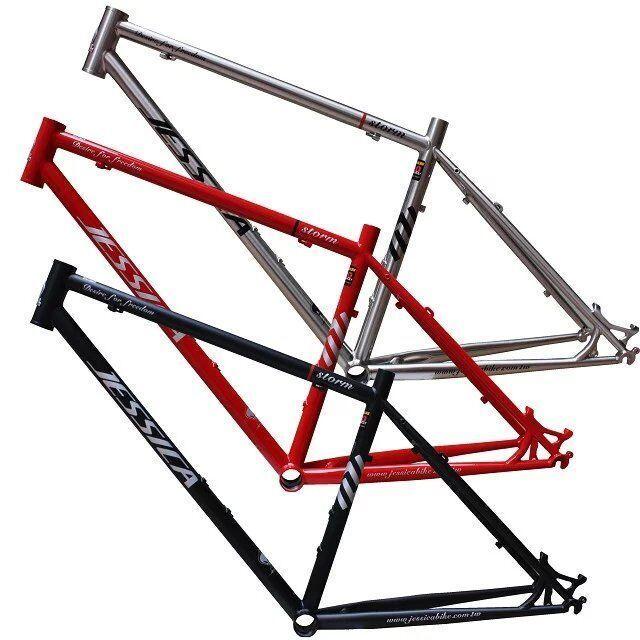 Mountain Bike Frame Steel Renault 520 MTB Bicycle-Frame 26 inch ...