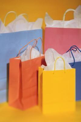 Fashion Show Gift Bag Ideas
