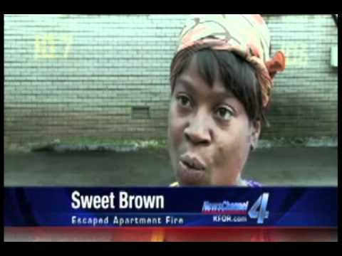 Autotune Sweet Brown: No time for bronchitis Music video - YouTube