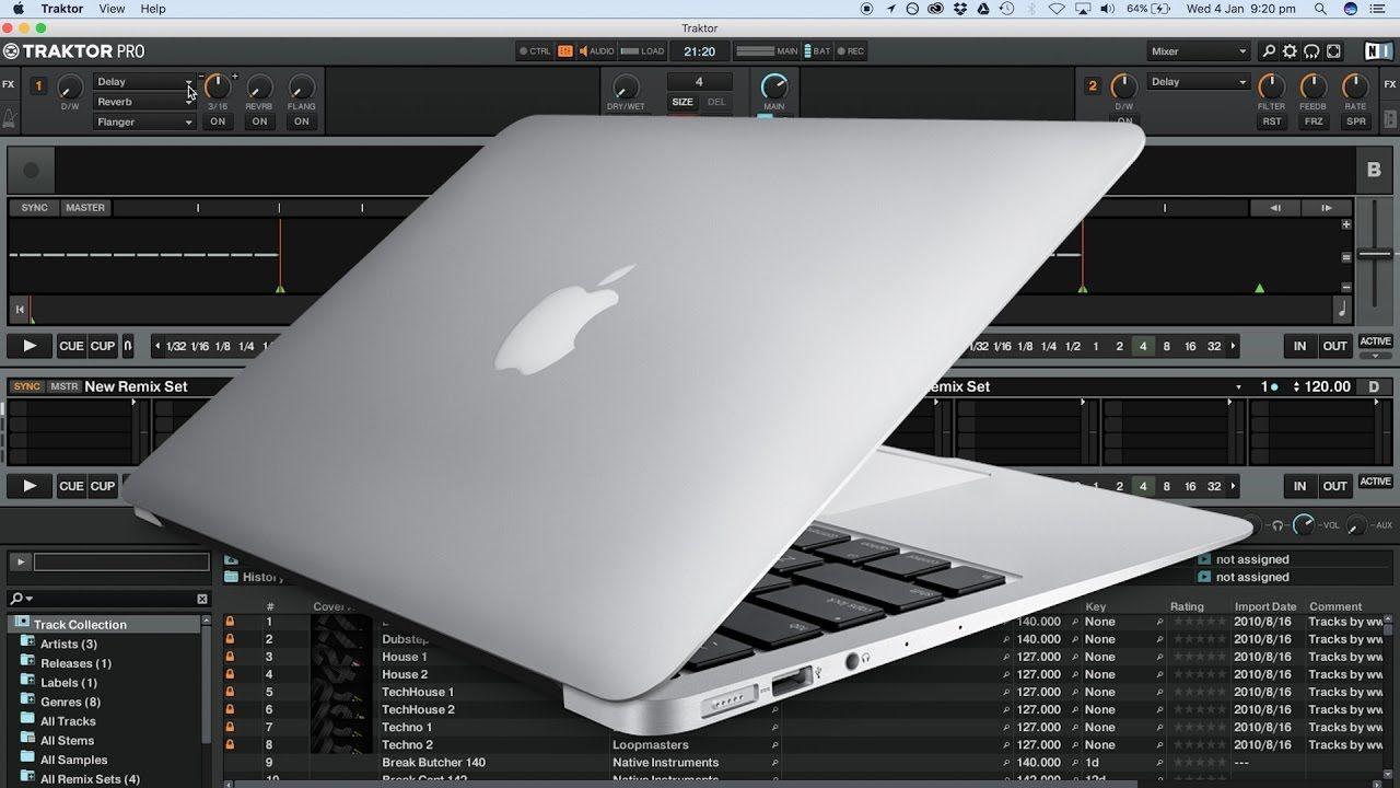 DJ Tips How to setup your DJ Laptop Digital dj, Dj