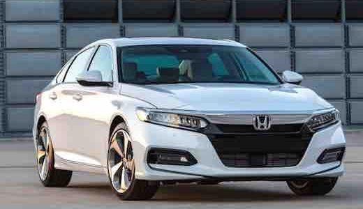 2020 Honda Accord Coupe Sport Sedan Price Hybrid Model