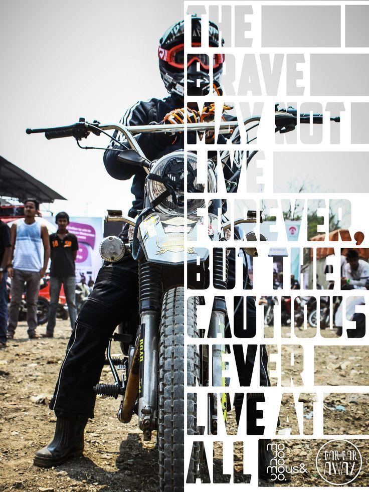 Biker quotes 100 of the best bikers motocross and dirt biking dirt bike gear biker quote 151 voltagebd Image collections