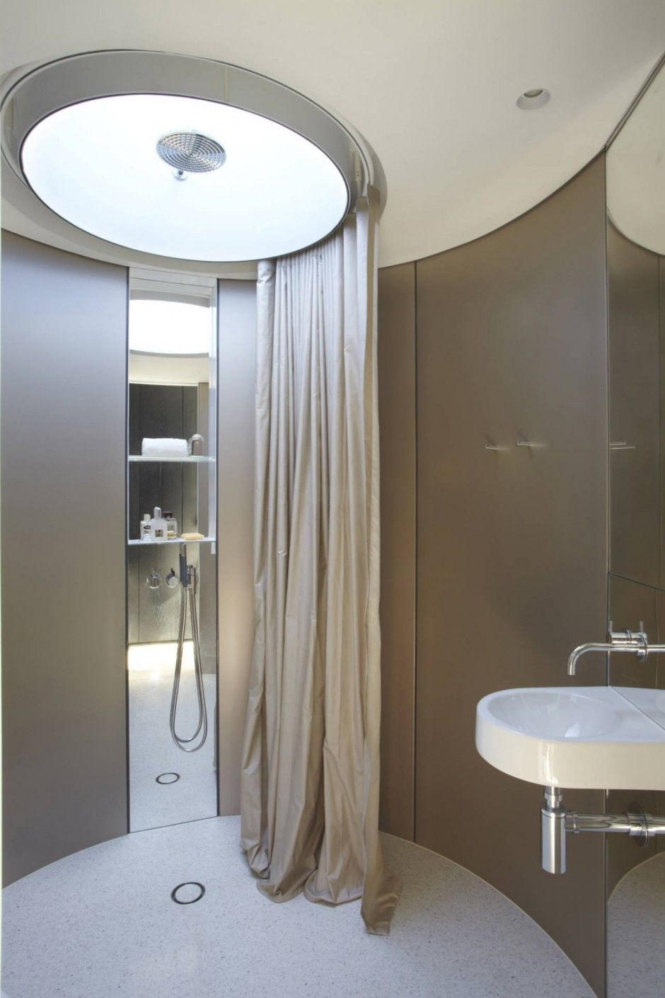 new bathroom images%0A Compact shower room