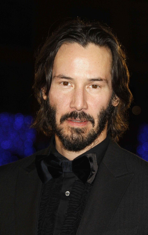 Ageless Keanu Reeves T...