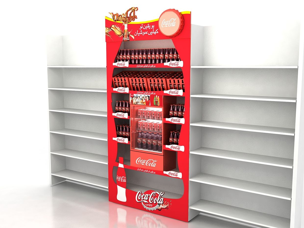 Dressing Point P Coke Shelf Dressing In Store Pinterest Point Of