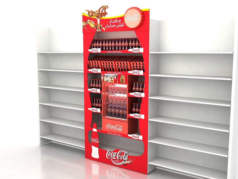 Posm design sofy posm design - Coke Shelf Dressing