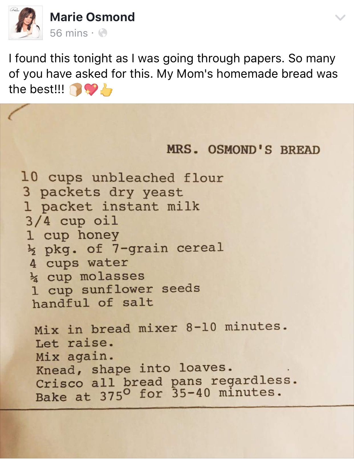 Pin by Sally McKinney on Old recipes in 2019