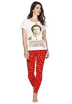 elf christmas pyjamas multi - Elf Christmas Pajamas