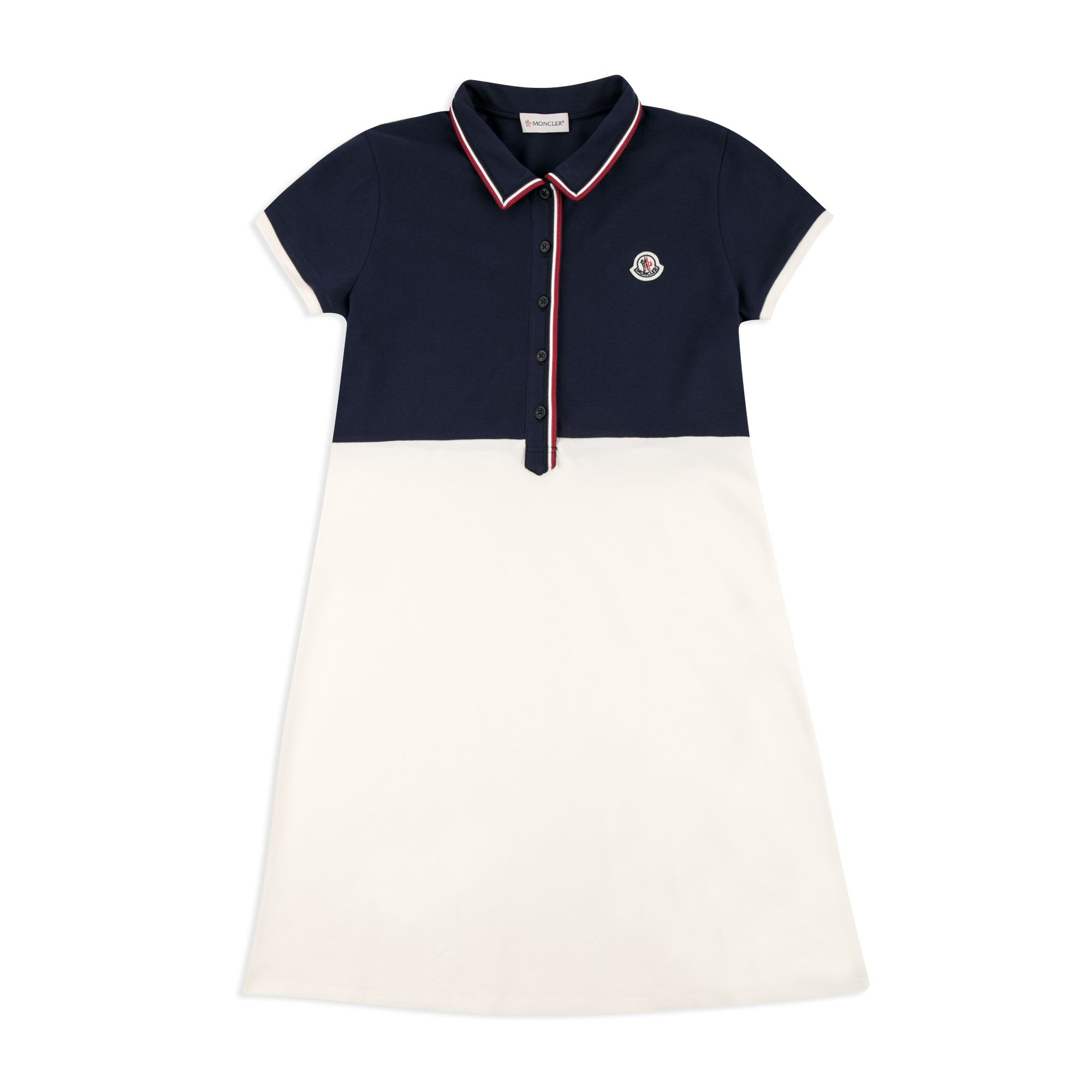 girls moncler polo