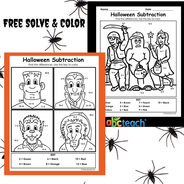 Pin By Dezaraeseary On Alphabet Flashcards In 2020 Halloween Subtraction Alphabet Flashcards Educational Websites [ 1440 x 1440 Pixel ]