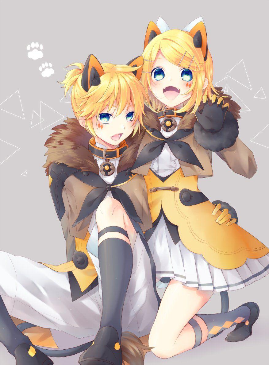 日向 on Vocaloid characters, Anime, Chibi