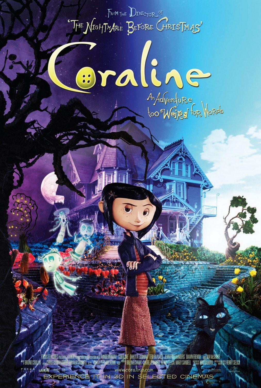 Coraline 2009 Review Movie Reviews Featurettes