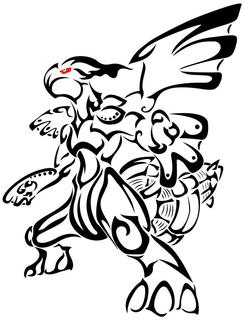 Pokemon coloring pages of zekrom - Yay For Tribalized Zekrom One Of My Fave Dragon Pokemon Mostly For The Electric Dragon Combo And The Fact That Shiny Zekrom Is Black And Green