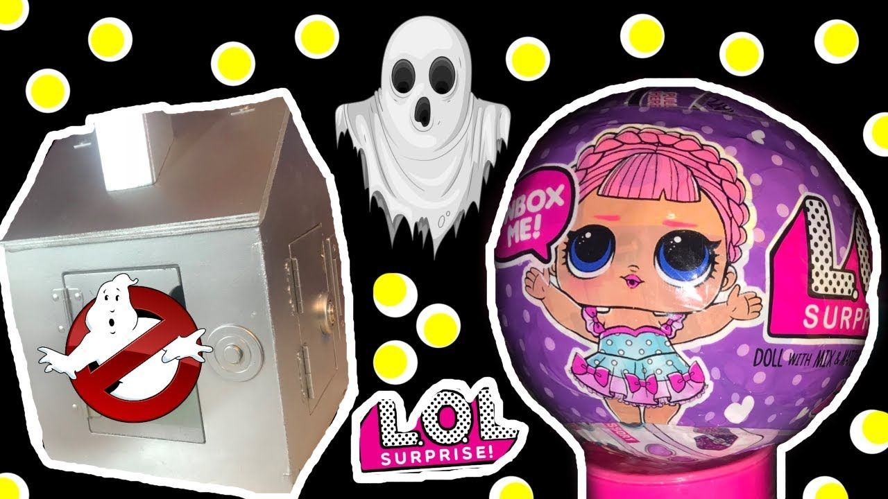 What S Inside The Spooky Scary Mystery Haunted House Fake Lol
