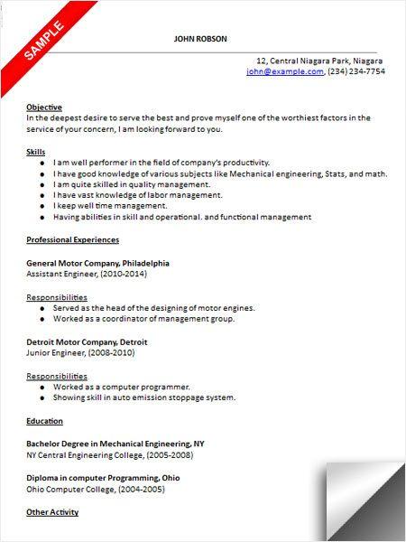 Download Industrial Engineer Resume Sample Resume Examples Engineering Resume Good Resume Examples