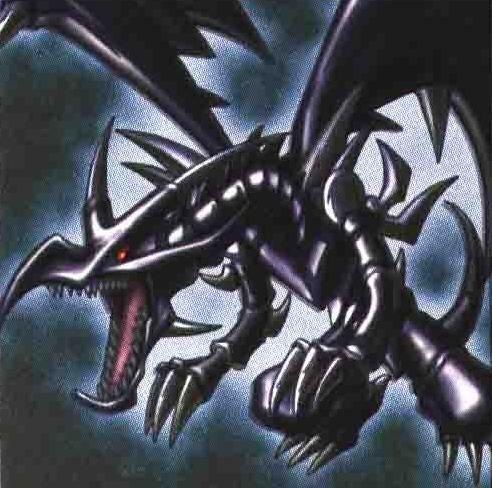 red eyes black dragon yugioh pinterest black