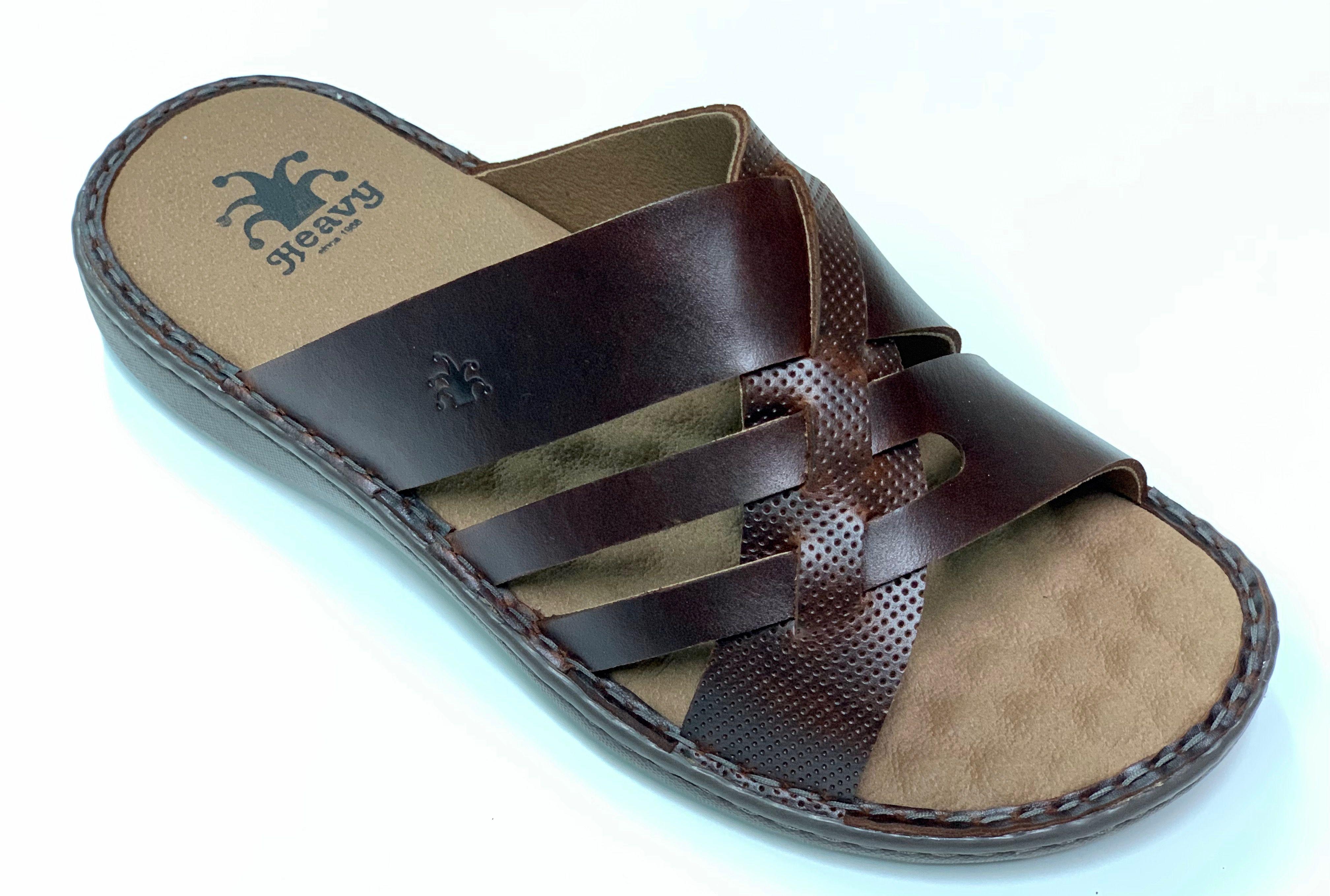 Pin Oleh Dani Di Sandal Sepatu Pria Kulit
