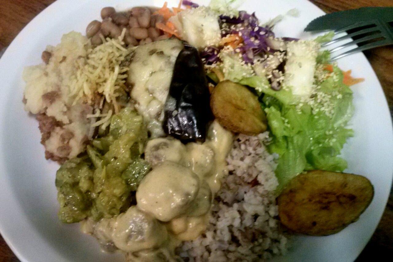 All you can eat @ Vegacy, Sao Paulo, Brazil