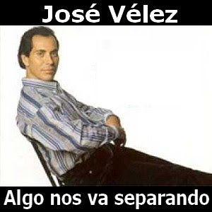 Acordes D Canciones: Jose Velez - Algo nos va separando