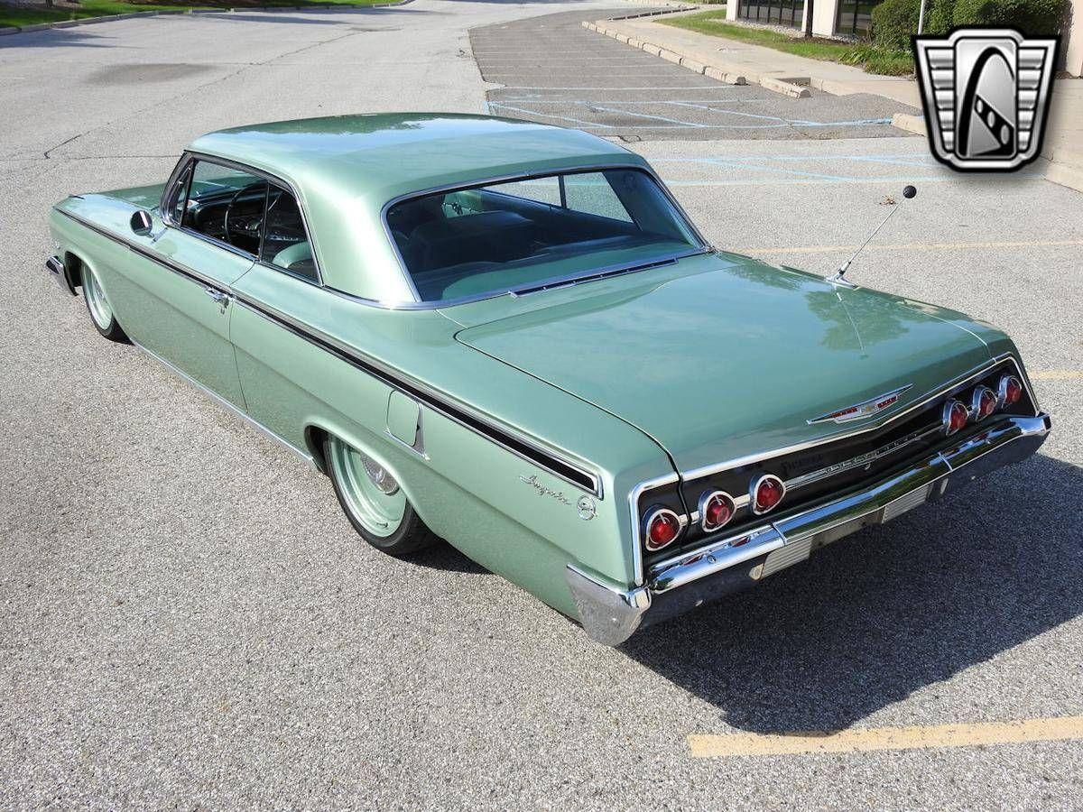1962 Chevrolet Impala For Sale 2335873 Chevrolet Impala Sale In 2020 Chevrolet Impala Impala For Sale Classic Cars Trucks Hot Rods
