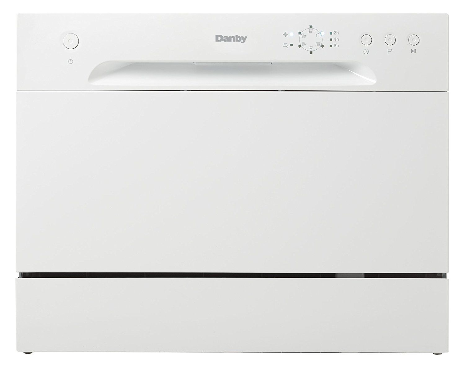 New Model Danby Ddw621wdb Countertop Dishwasher White This Is