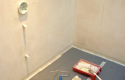 Zelf je huis bouwen - waterdichte 2 componenten PU coating in ...