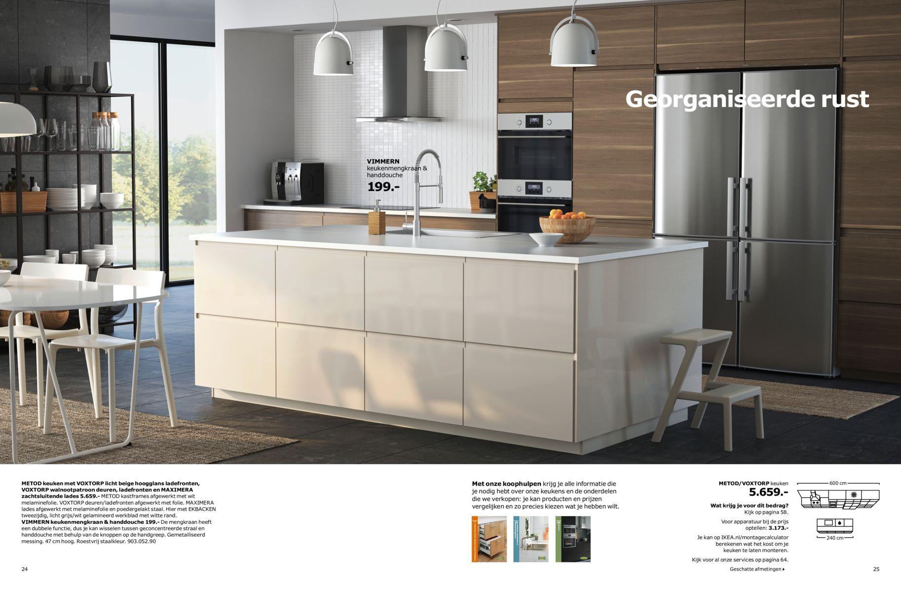 Ikea keuken wooninspiratie