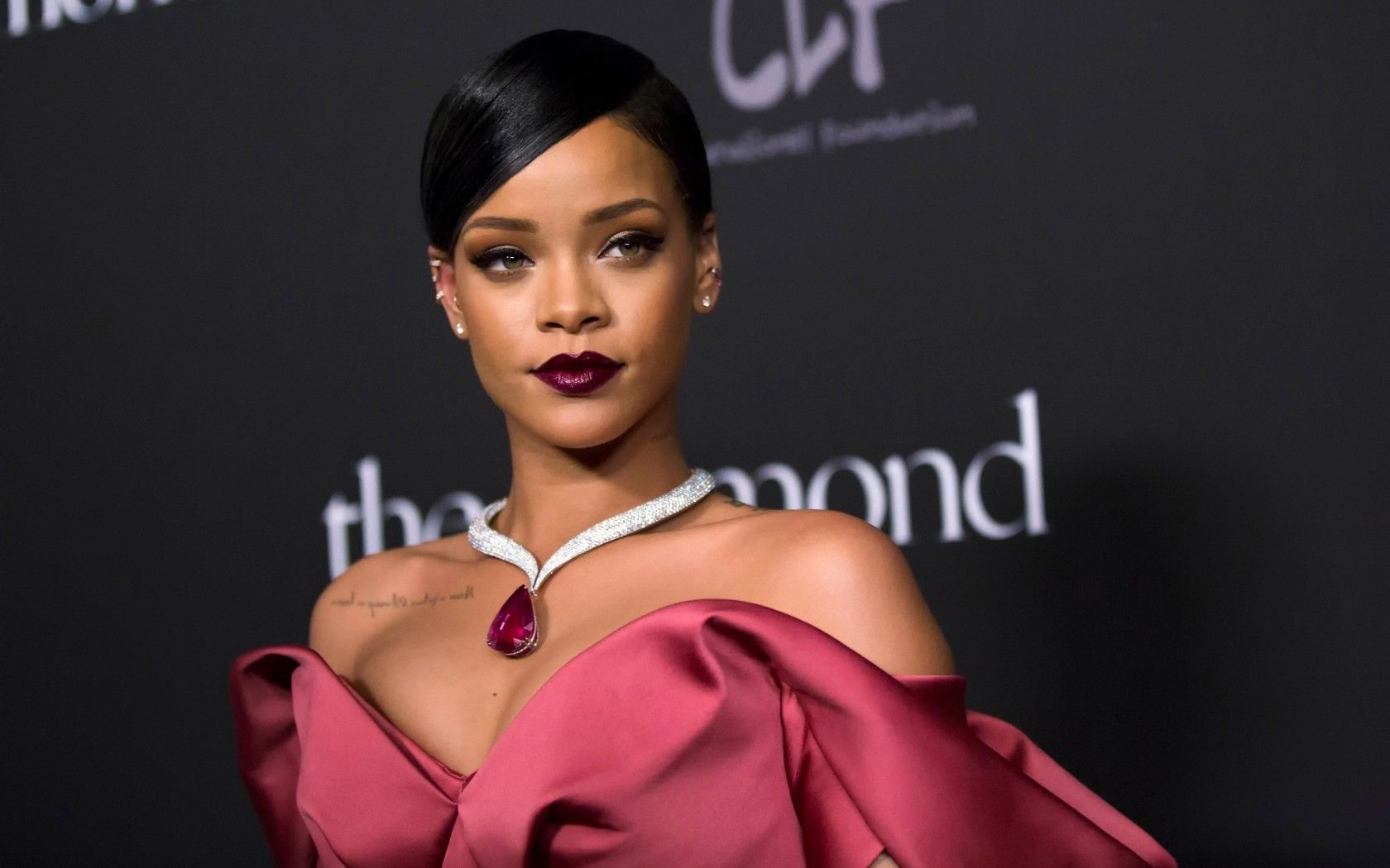 Rihanna Desktop Wallpapers Рианна, Знаменитости, Стиль