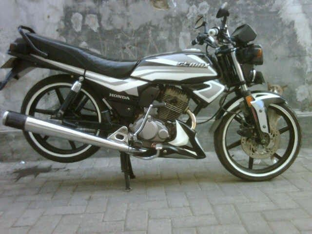 Modifikasi Motor Gl Max Touring