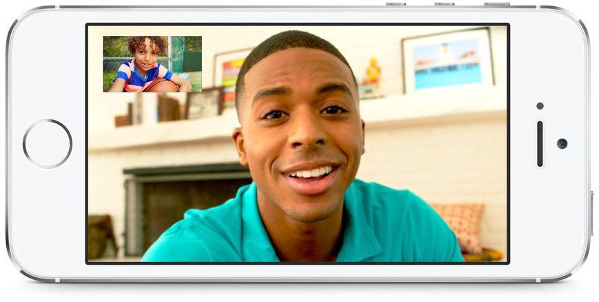 E con #iOS7 puoi usare #FaceTime anche per chiamate solo audio