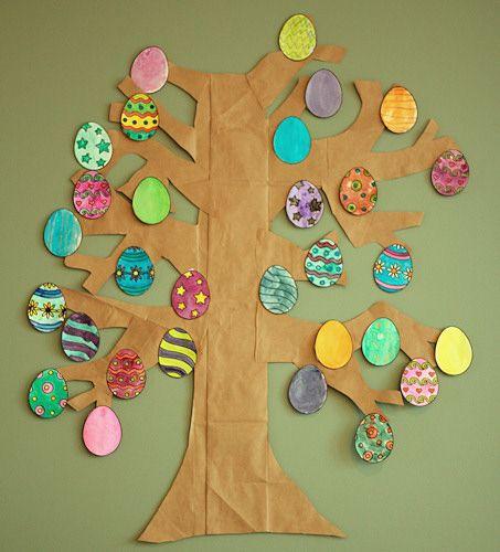 Arvore de ovos
