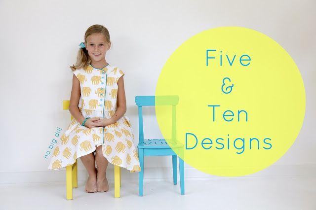 no big dill: 5 & 10 Design Dress | Mila | Pinterest