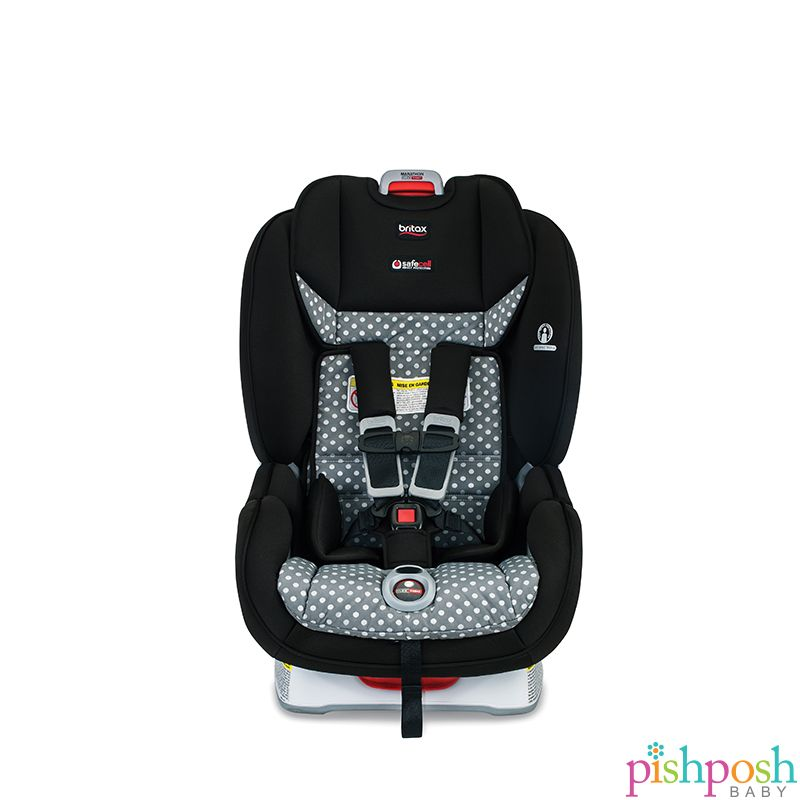 Brand New!! Cowmooflage Britax Marathon ClickTight Convertible Car Seat